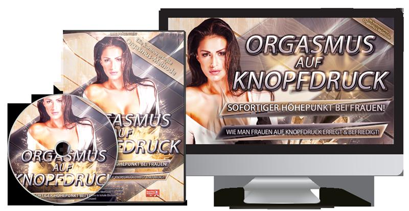 Orgasmus auf Knopfdruck - Cover