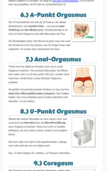Artikel: Diese 13 verschiedene Orgasmen können Frauen haben!