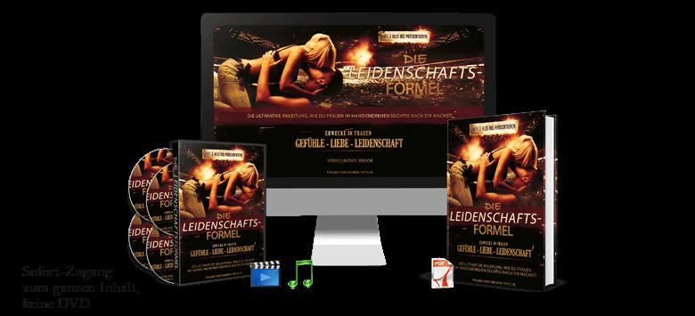 Leidenschaftsformel Basis-Paket Cover