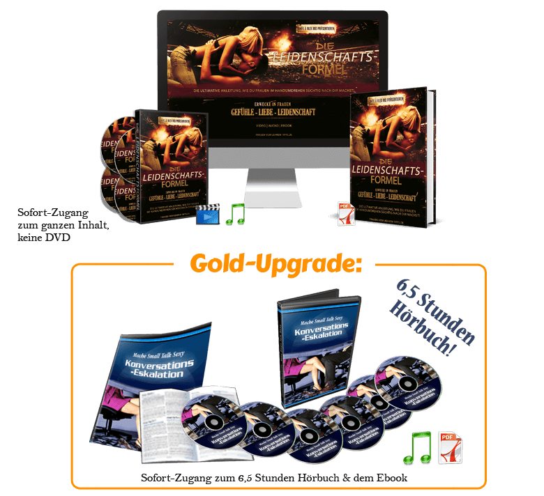 Konversations-Eskalation Gold-Paket Cover